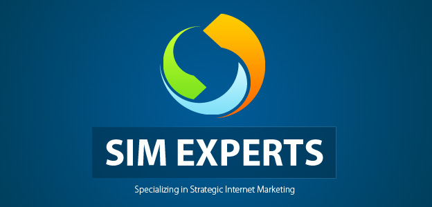 Projects: SIM Experts - Strategic Internet Marketing Experts Logo (Final)