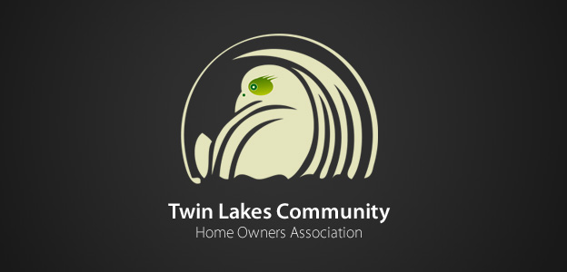 Projects: Twin Lakes Community HOA Logo