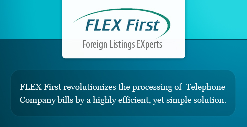 FLEX First, LLC - Foreign Listing Experts